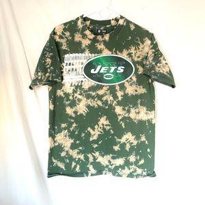 New York Jets custom dyed T-shirt